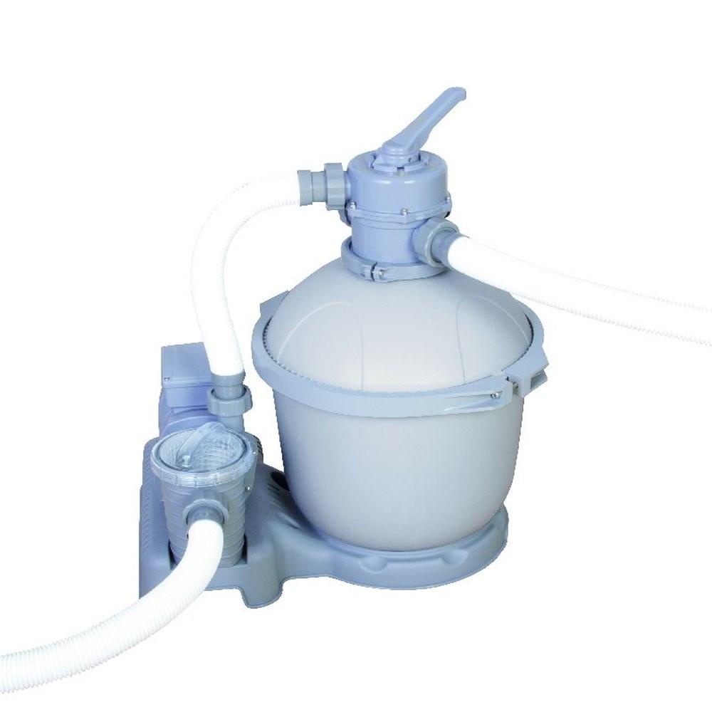 0744208341e1 Песочный фильтр насос для бассейна (7571 л/ч) Bestway 58366 купить в ...
