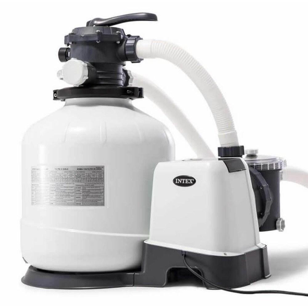 c1ca1041562d Песочный фильтр насос для бассейна (8000л/ч) Intex 26648 - фото 44813