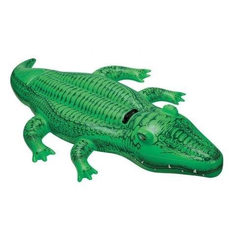 Плотик Крокодил (от 3 лет) Intex 58546 - фото 10010