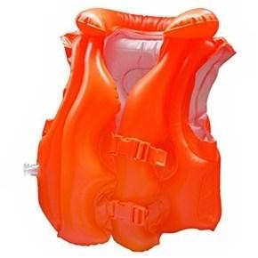 Жилет красный (3-6 лет) Intex 58671 - фото 10030