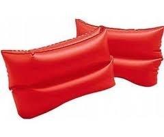 Нарукавник красный (6-12 лет) Intex 59642 - фото 10044