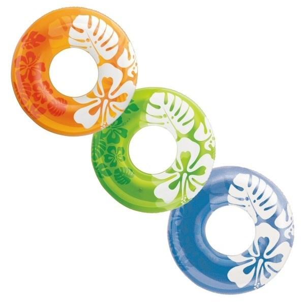 Круг Clear Color (91см) от 9 лет  Intex 59251 - фото 10047
