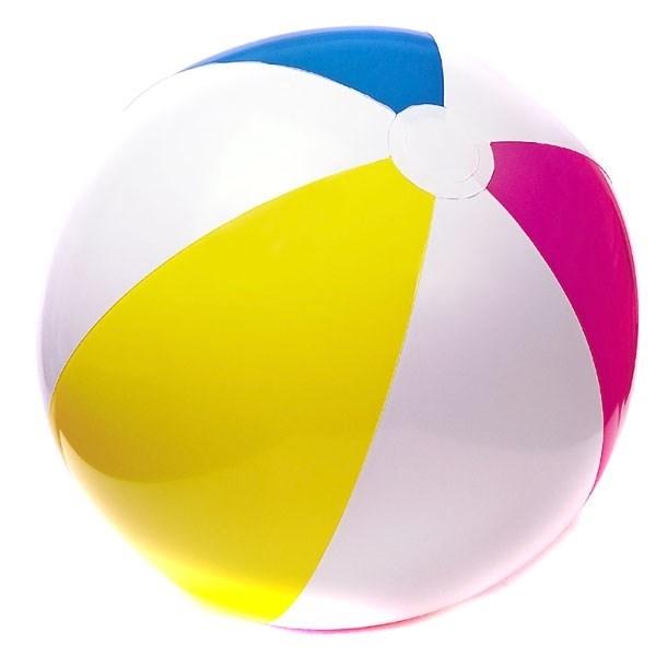 Мяч Glossy (61см) от 3 лет Intex 59030 - фото 10067