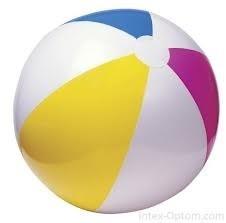 Мяч Glossy (51см) от 3 лет Intex 59020 - фото 10068