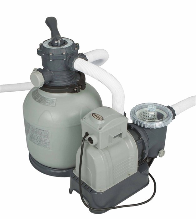 Песочный фильтр насос для бассейна (8000л/ч) Intex 28648 - фото 10111