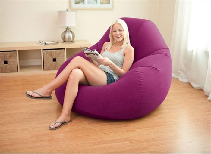 Кресло надувное Intex 68584 - фото 10123