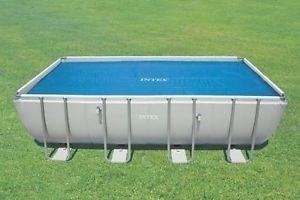 Тент солнечный прозрачный для прямоугольного бассейна 732х366см Intex 29027 - фото 10157
