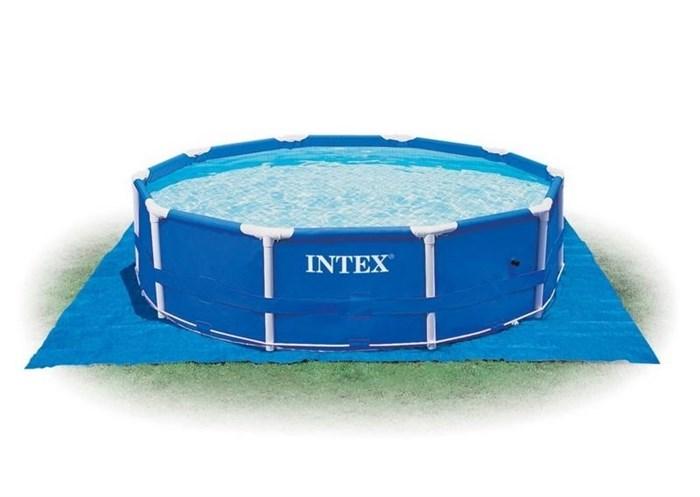 Подстилка для бассейна 335х335см Bestway 58001 - фото 10160
