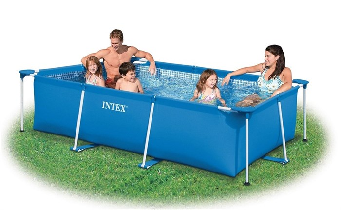 Каркасный бассейн Intex 28270 (220х150х60см) - фото 10196