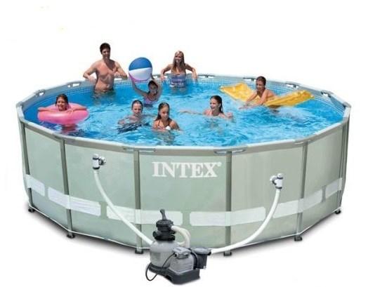 Каркасный бассейн Intex 28334 (549х132см) - фото 10213