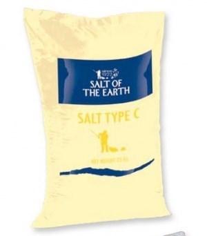 Соль морская для бассейна (Тип С, Израиль) 50кг - фото 10363