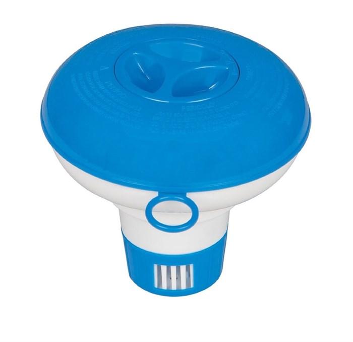 Дозатор-поплавок для бассейна (12.7см) Intex 29040 - фото 10373