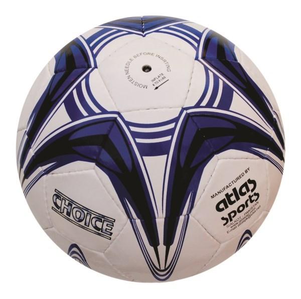 Мяч футбольный ATLAS Choice - фото 10614