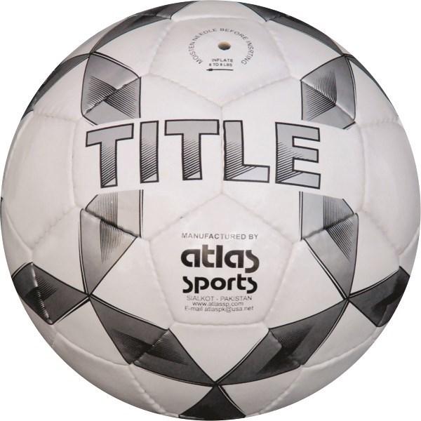 Мяч футбольный ATLAS Title - фото 10615