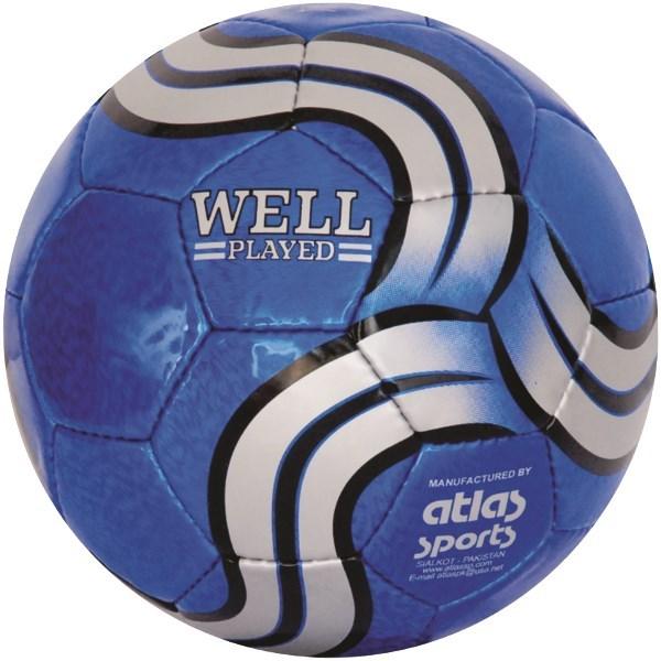 Мяч футбольный ATLAS Well Played - фото 10617