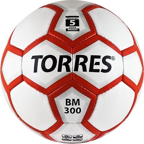 Мяч футбольный TORRES BM 300 р.5 - фото 10621
