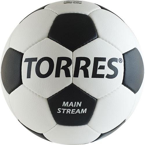 Мяч футбольный TORRES Main Stream р.5 - фото 10622