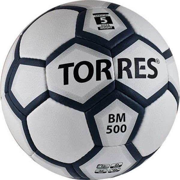 Мяч футбольный TORRES BM 500 р.5 - фото 10624