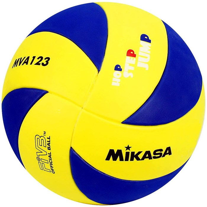 Мяч в/б MIKASA MVA350 р.5, синт. кожа - фото 10629