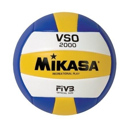 Мяч в/б MIKASA VSO2000. р.5, синт.кожа - фото 10631