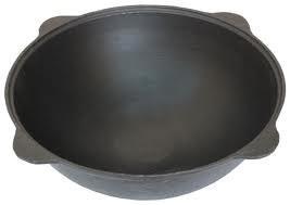 Казан чугунный на 80 литров без крышки - фото 10641
