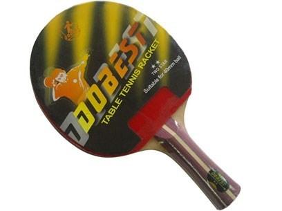 Ракетка для настольного тенниса  DOBEST BR01 3 звезды - фото 10762