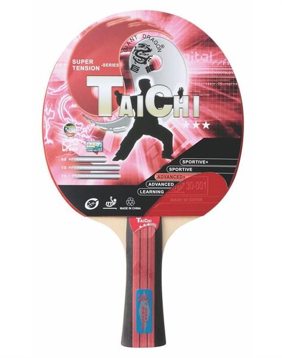 Ракетка для настольного тенниса Taichi-3 звезды - фото 10797