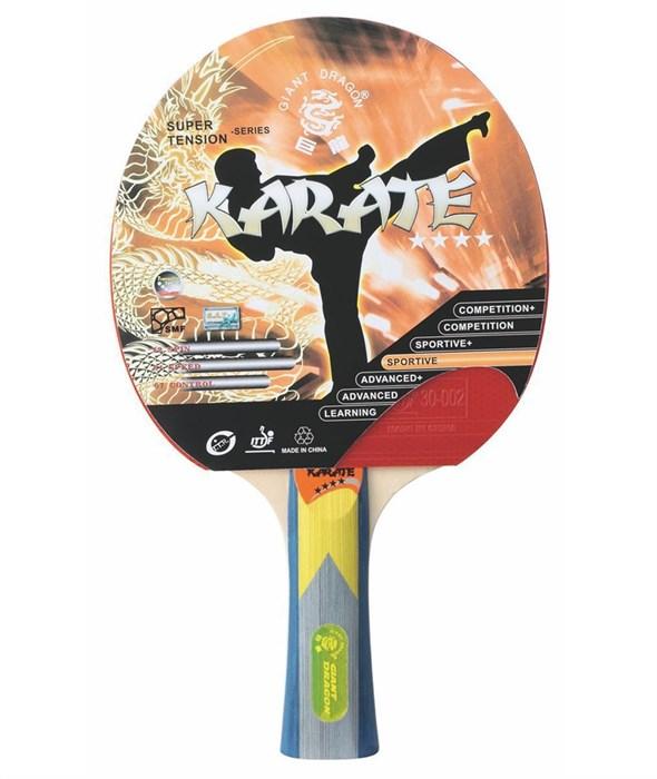 Ракетка для настольного тенниса Karate - фото 10800