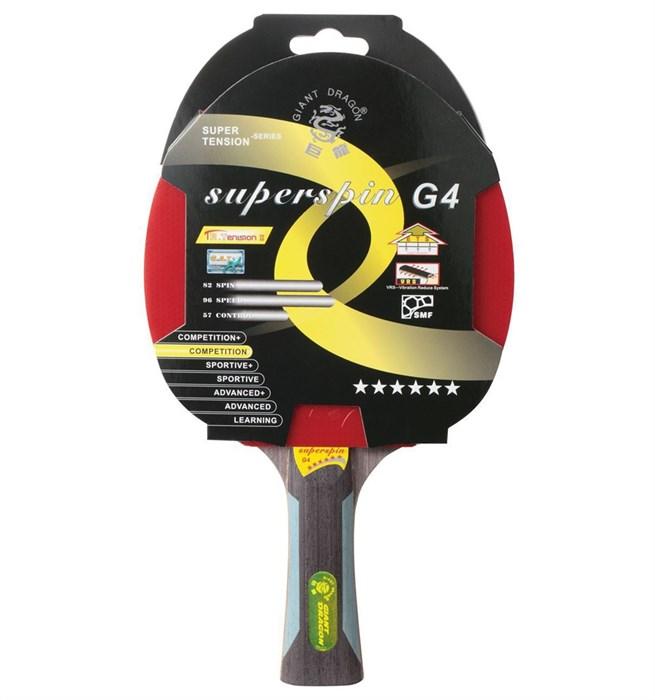 Ракетка для настольного тенниса SuperSpin - фото 10809