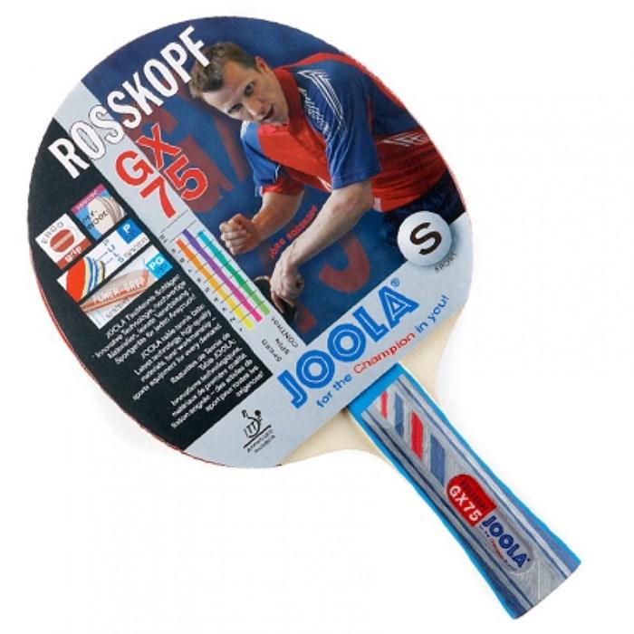 Ракетка для настольного тенниса Joola Rosskopf GX75 - фото 10817