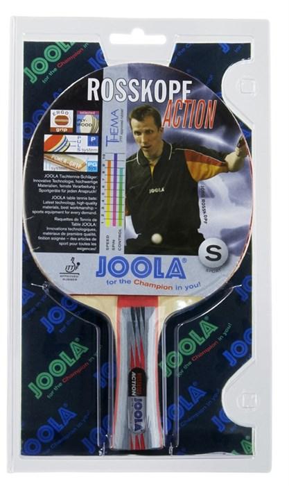 Ракетка для настольного тенниса Joola Rosskopf action - фото 10819