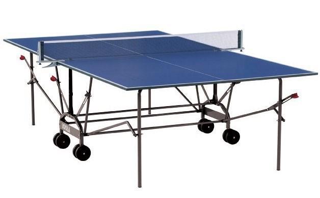 Всепогодный теннисный стол Joola Clima Outdoor синий - фото 10844