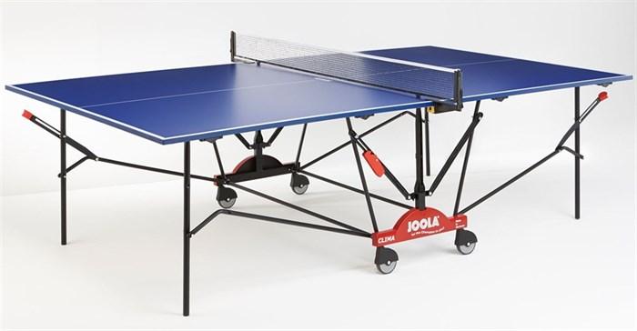 Всепогодный теннисный стол Joola Clima 2014 Outdoor синий - фото 10852