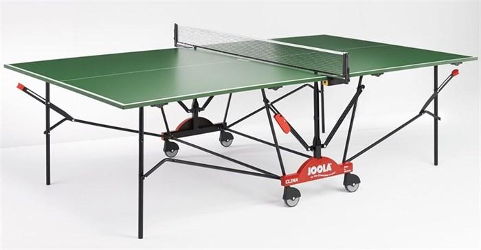 Всепогодный теннисный стол Joola Clima 2014 Outdoor зеленый - фото 10854