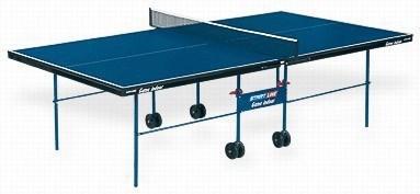 Теннисный стол для закрытых помещений Start Line GAME INDOOR - фото 10882