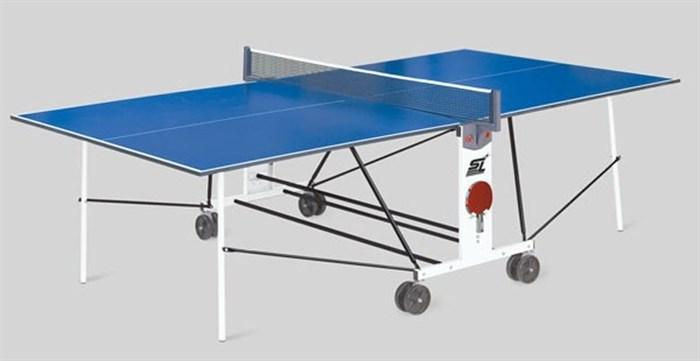 Теннисный стол для закрытых помещений Start Line COMPACT LIGHT LX с сеткой 6041 - фото 10885