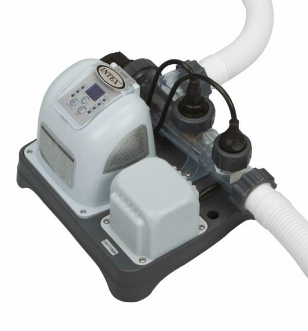 Хлоргенератор для бассейна (26500л/5гр/ч) Intex 28668 - фото 11021