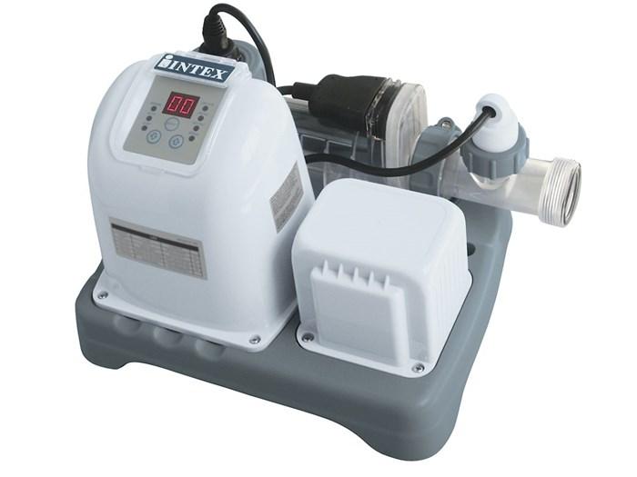 Хлоргенератор для бассейна (37850л/12гр/ч) Intex 28670 - фото 11025