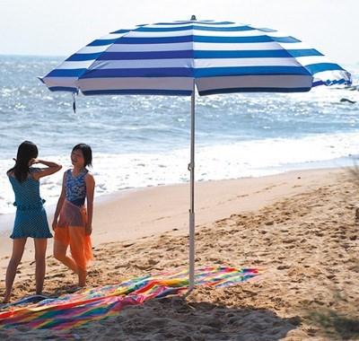 Зонт пляжный складной и большой BU-020 - фото 13301