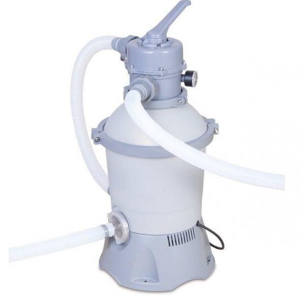 Песочный фильтр насос для бассейна (2000 л/ч) Bestway 58271/58397 - фото 15123