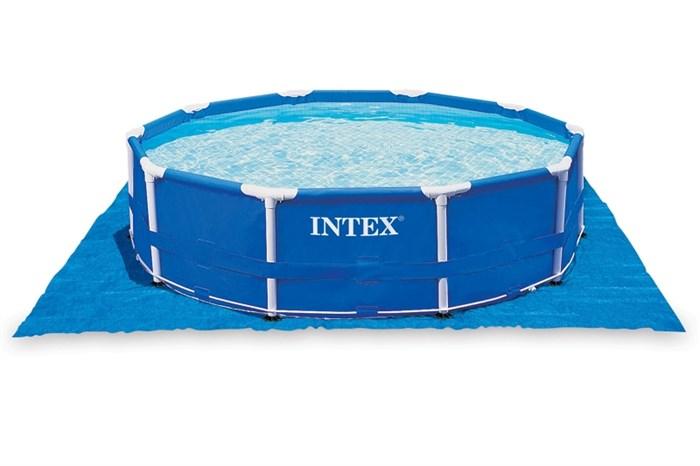 Подстилка для бассейна 472х472см Intex 28048 - фото 15155