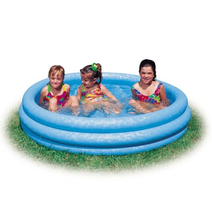 "Детский бассейн ""Кристалл"" Intex 59446 (168х41) - фото 15191"