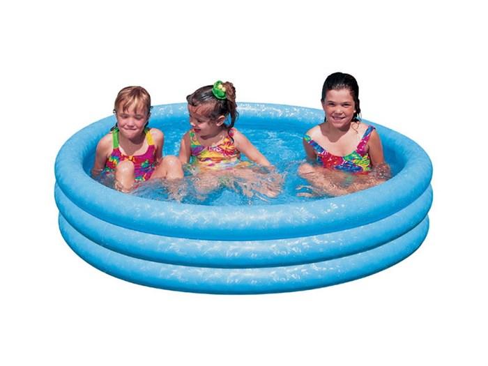 "Детский бассейн ""Кристалл"" Intex 59416 (114х25) - фото 15210"