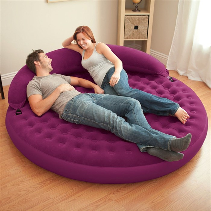 Надувной диван кровать Intex 68881 (191х53) - фото 15370