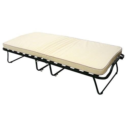 Раскладушка Эльвира с матрасом + ограничители матраса (кровать раскладная) 1995х900х430мм - фото 15773