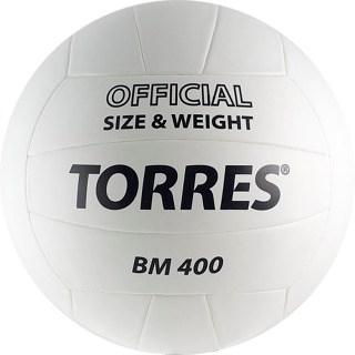 Мяч волейбольный любительский TORRES BM400 - фото 15821