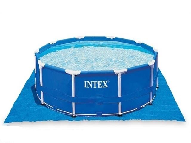Подстилка для бассейна 472х472см Intex 58932 - фото 16693