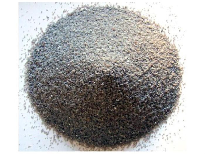 Кварцевый песок для фильтров фракция 0,5-0,8 мм (мешок 25 кг) 9800 - фото 16709