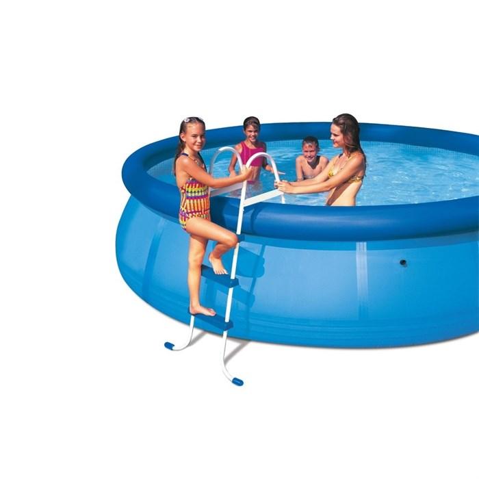 Лестница для бассейна (107см) Intex 28061/58335 - фото 18570