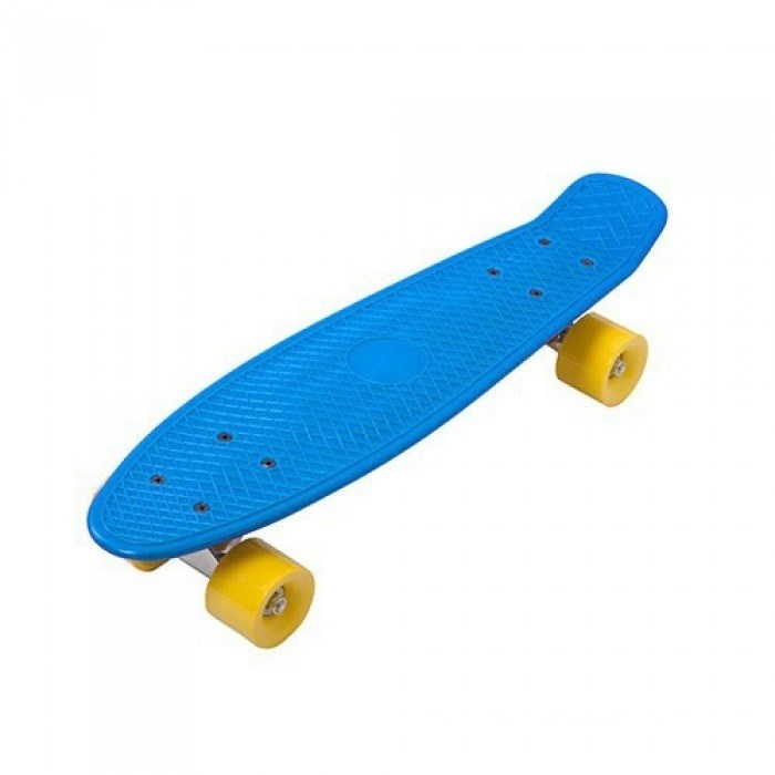 """Скейтборд пластиковый 28""""x7,5"""" PW-515"""